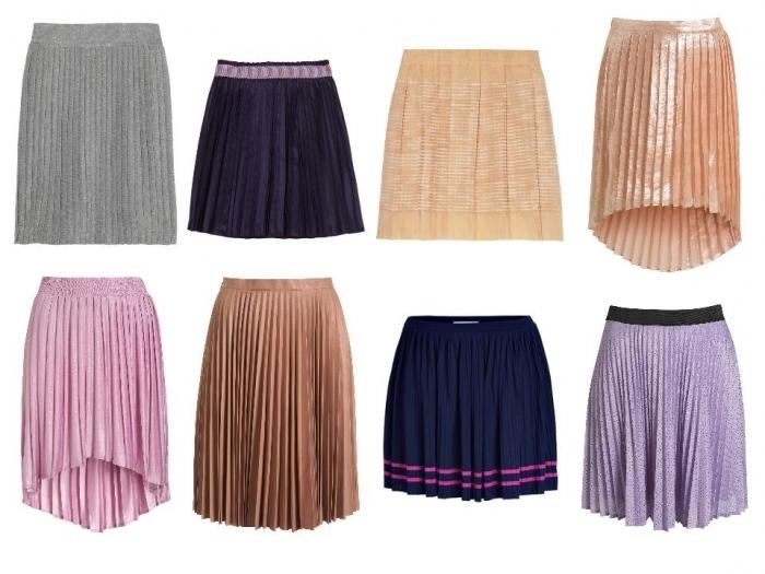 Как сшить юбку-плиссе своими руками