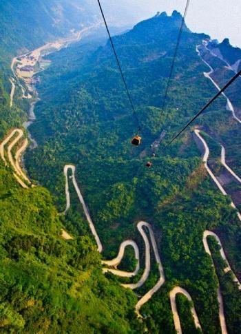 Дорога Северного Юнгаса, Боливия (350x485, 122Kb)