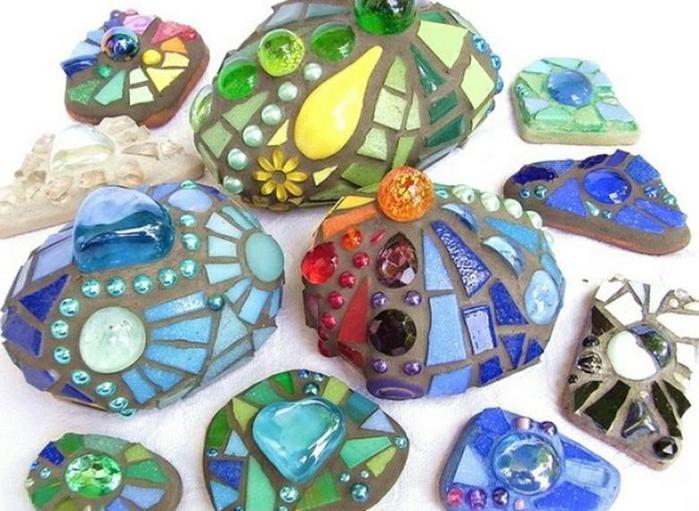 Каменные мангалы своими руками