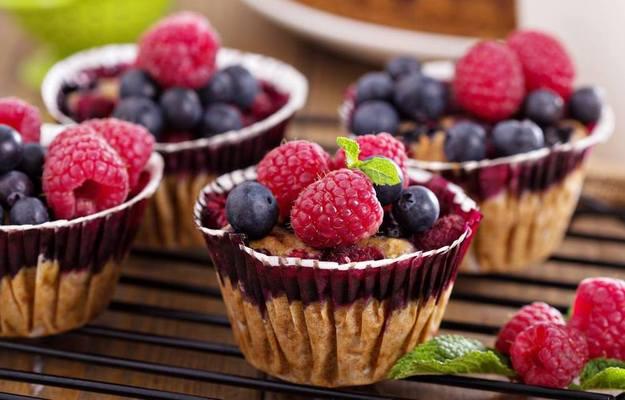 Десерты без добавления сахара