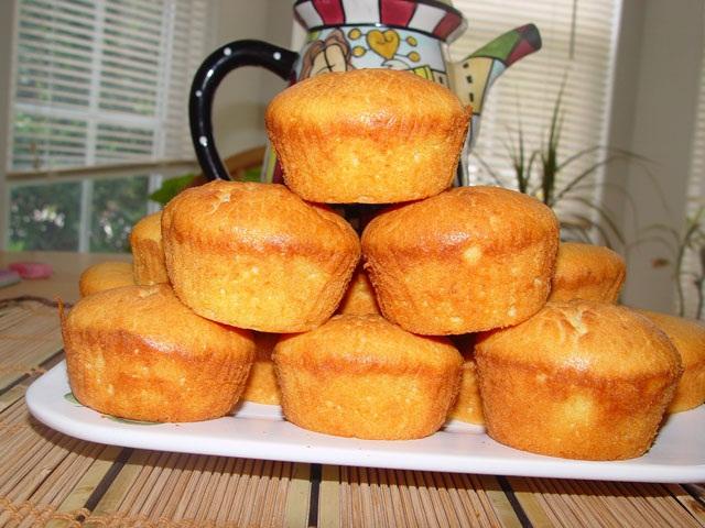 Кексы рецепты с фото просто и быстро