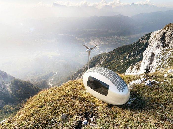 экологичный дом-капсула Ecocapsule 1 (700x524, 385Kb)