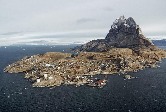 Остров Уумманнак Гренландия 1 (700x469, 304Kb)