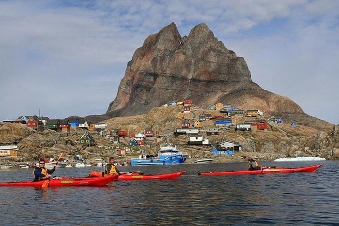 Остров Уумманнак Гренландия 5 (700x466, 346Kb)