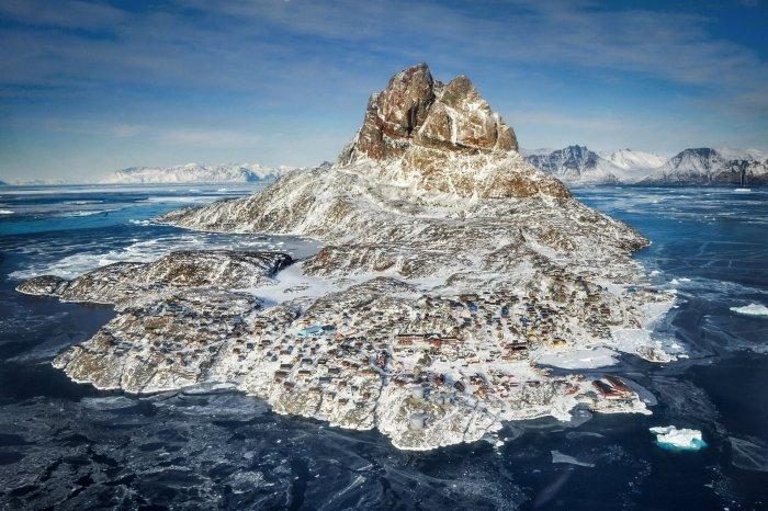 Остров Уумманнак Гренландия 9 (700x466, 330Kb)