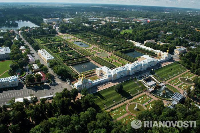 Топ 10: главные достопримечательности России