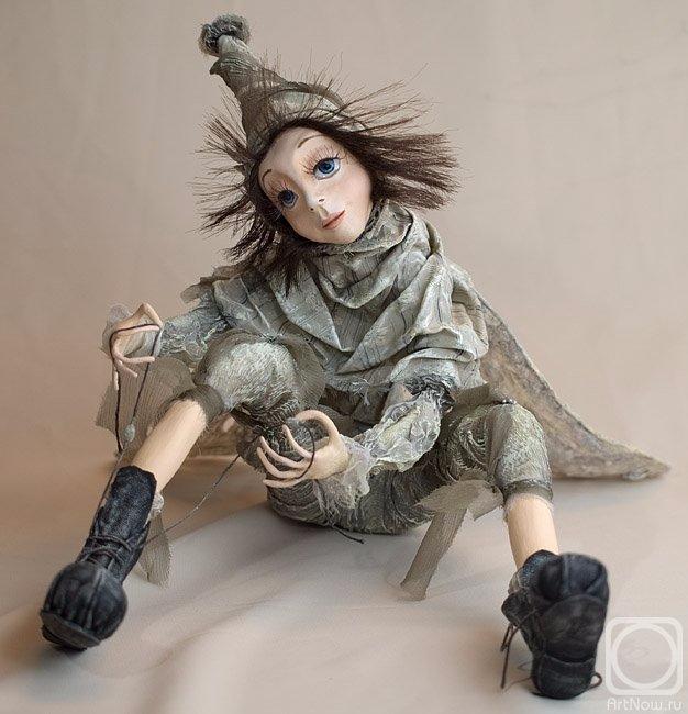 Своими руками куклы авторские куклы 54
