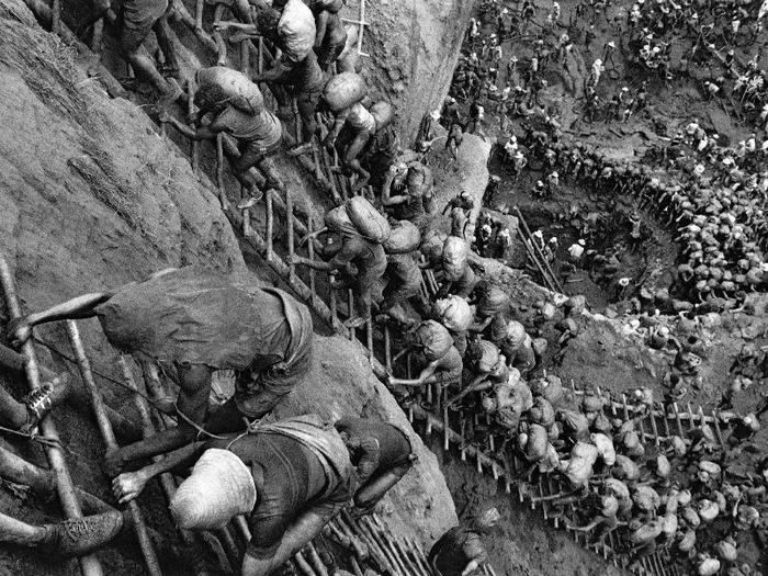 золотая лихорадка в Серра Пелада фото 2 (700x525, 311Kb)