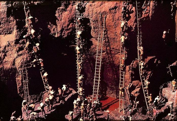 Gold Rush na Serra Pelada 8 foto (700x477, 523Kb)