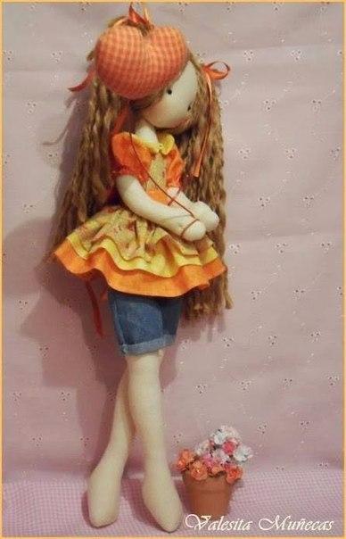 Кукла Linda от Valeska Solar. Выкройка (11) (388x604, 160Kb)
