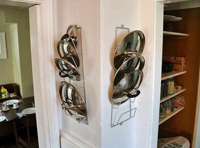 Органайзеры для шкафа своими руками
