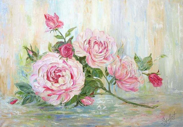 Ветка розы (638x444, 323Kb)