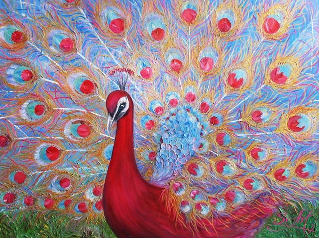 Птица счастья (638x477, 580Kb)