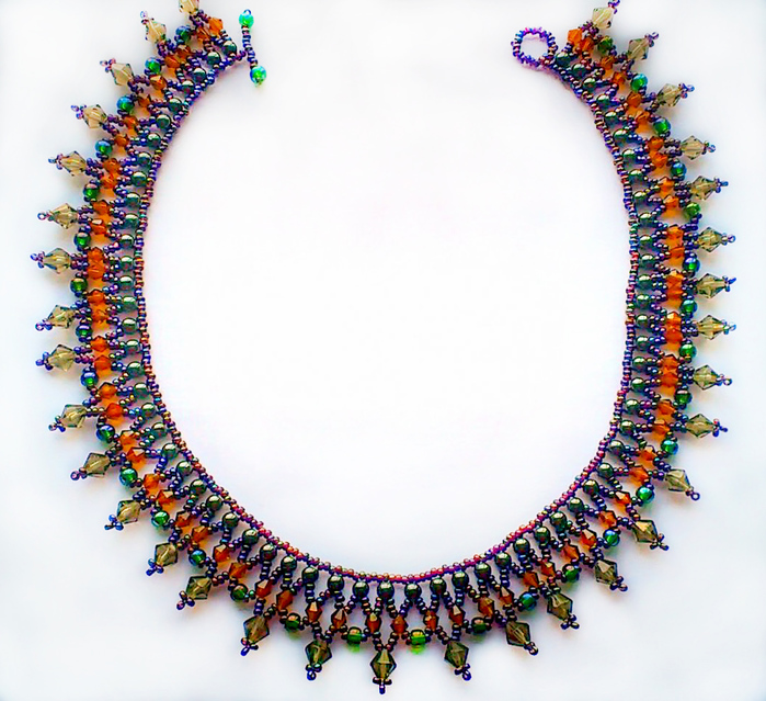 free-beading-tutorial-necklace-pattern-1 (700x639, 259Kb)