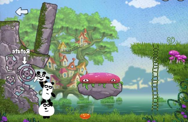 флеш игры панды 3