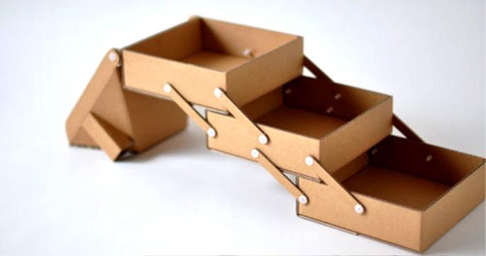 Самоделки своими руками из картона