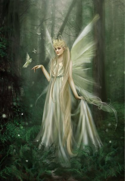 красивые фото феи