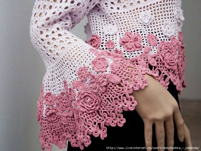 flowers-and-mesh-crochet-cardigan-sleeves (700x525, 282Kb)