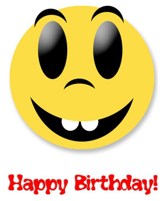19 сентября — день рождения смайлика