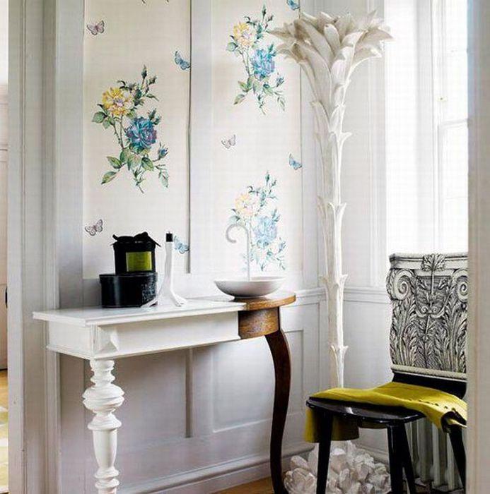 Дизайн прихожей в маленькой квартире.