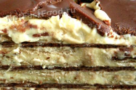 лучшие рецепты тортов без выпечки с фото