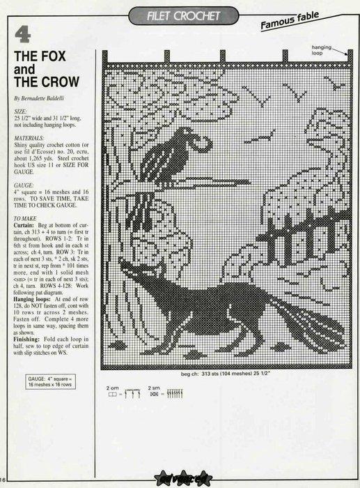 """""""Ворона и лисица"""", """"Волк на"""