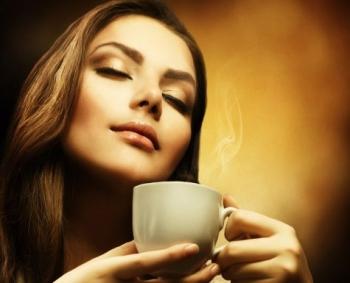 пить кофе (350x283, 62Kb)