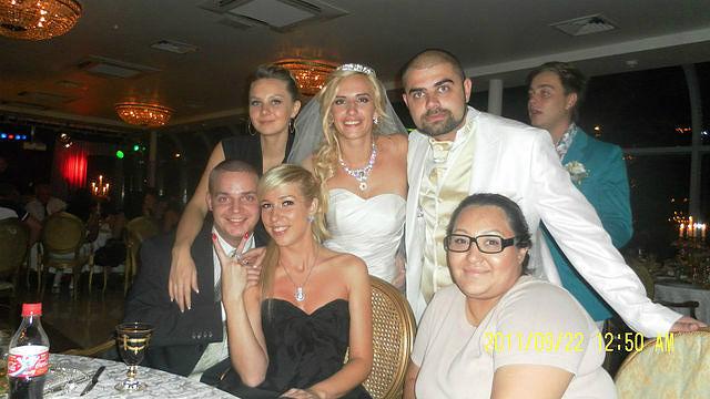 алексей гажиенко и диларам сапарова фото свадьба