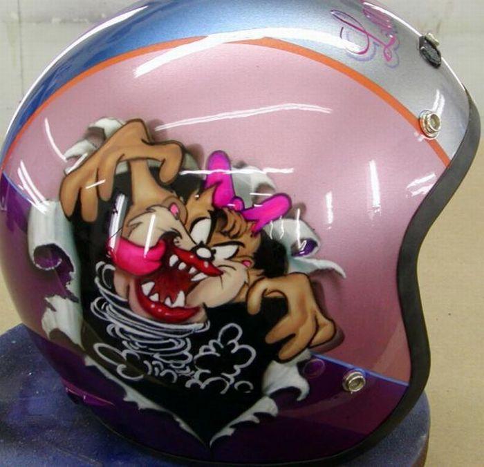Супер - шлемы