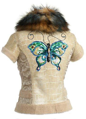 Альбины Вдовиной.  Фотографии из альбома.  Вышивка и декор на одежде.  Прочитать целикомВ.