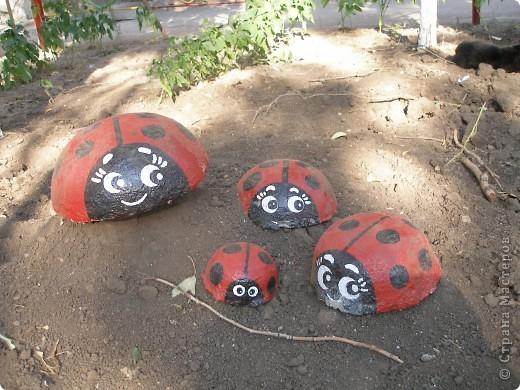 Идеи для украшения двора своими руками