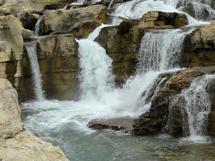 Les cascades du Sautadet - La Roque sur Ceze 83709