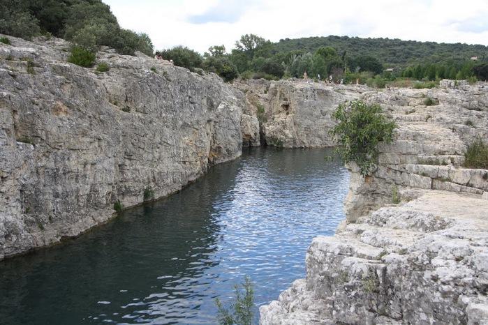Les cascades du Sautadet - La Roque sur Ceze 65146