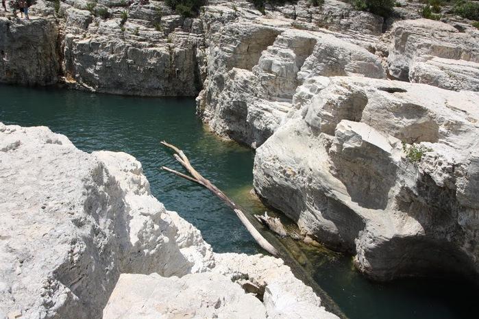 Les cascades du Sautadet - La Roque sur Ceze 99189