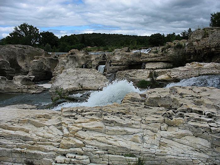 Les cascades du Sautadet - La Roque sur Ceze 48902
