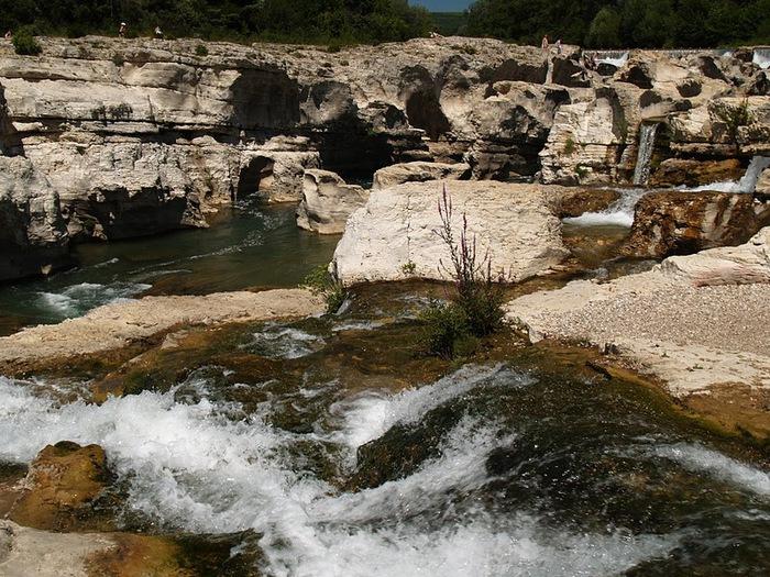 Les cascades du Sautadet - La Roque sur Ceze 85182