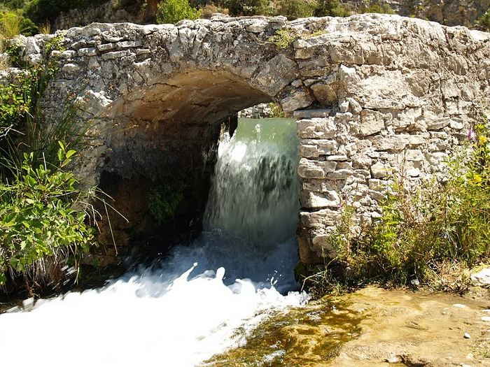Les cascades du Sautadet - La Roque sur Ceze 45942
