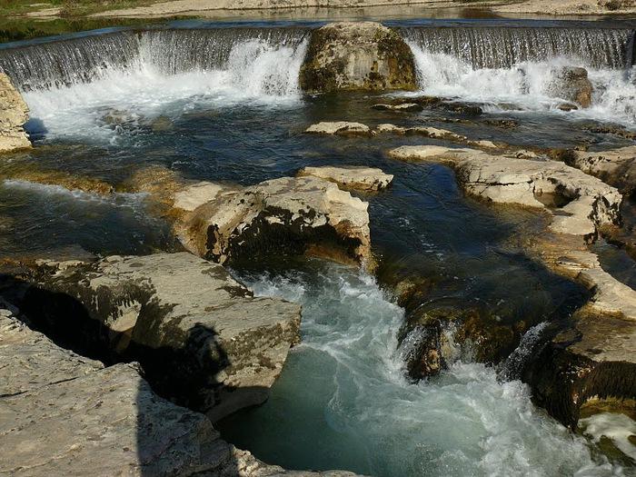 Les cascades du Sautadet - La Roque sur Ceze 62281