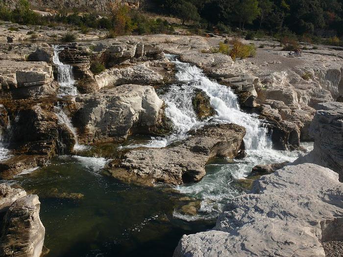 Les cascades du Sautadet - La Roque sur Ceze 70452