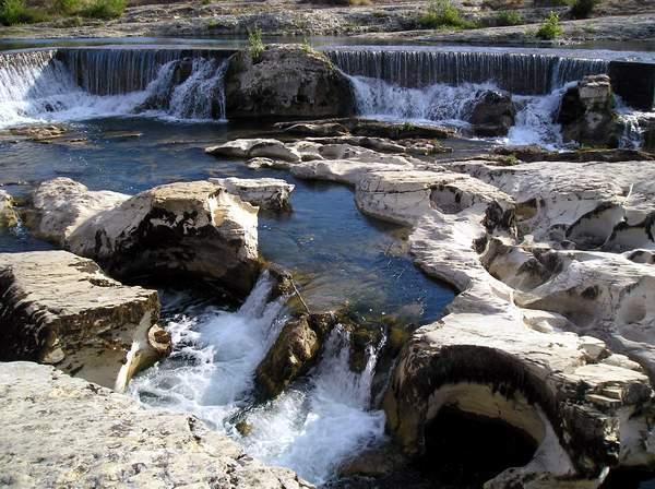 Les cascades du Sautadet - La Roque sur Ceze 56853