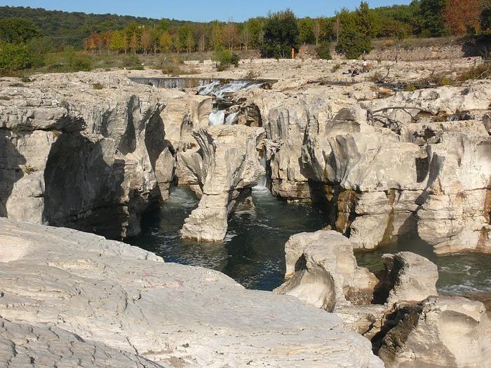 Les cascades du Sautadet - La Roque sur Ceze 93316