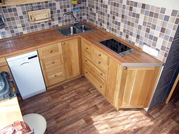 Интерьер кухонь своими руками