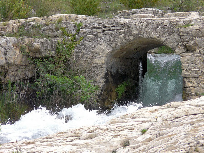 Les cascades du Sautadet - La Roque sur Ceze 20352