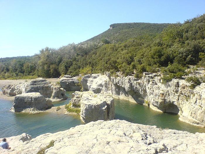 Les cascades du Sautadet - La Roque sur Ceze 38860
