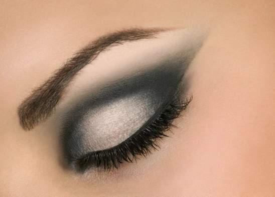 Макияж для брюнеток с зелеными глазами или светло-карими, а также со.