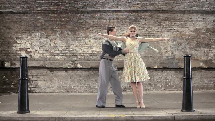 Английская мода (кадры из фильма)