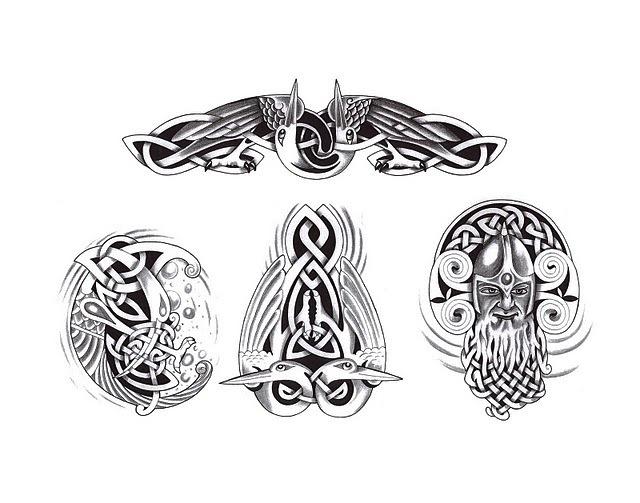 В сборник вошли: кельтские и псевдо-кельтские орнаменты и узоры.