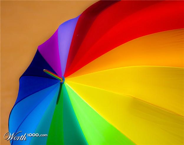Цветные нарисованные картинки