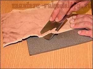 Плетение из кожи. Какие нужны инструменты. Какой материал использоват - 1 Сентября 2015 - Blog - Chautufivar