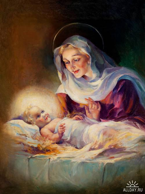 1314441057_madonna-and-child (500x669, 40Kb)